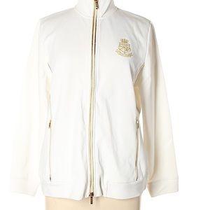 Ralph Lauren White Track Jacket